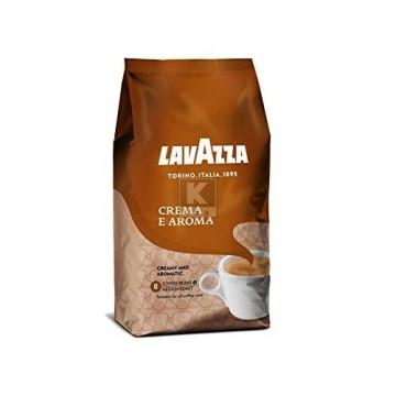poza Cafea boabe 1kg Lavazza Crema e Aroma