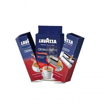 poza Cafea macinata Lavazza Crema e Gusto Classico 250gr