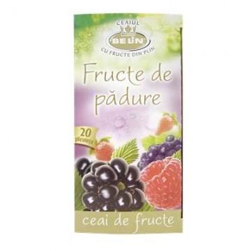 poza Ceai Belin, fructe de padure, 20 plicuri/cutie