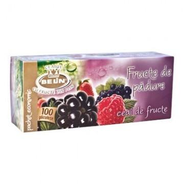 poza Ceai Belin, fructe de padure , 100 plicuri/cutie