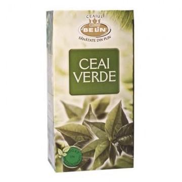 poza Ceai Belin, verde , 20 plicuri/cutie