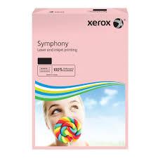 poza Hartie color, A3, 80 g/mp, roz deschis, 500 coli/top, XEROX Symphony