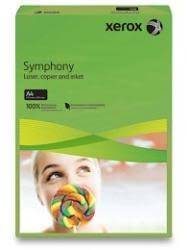 poza Carton color, A4, 160 g/mp, verde inchis, 250 coli/top, XEROX Symphony