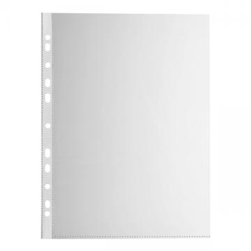 poza Folie protectie A4, 50 microni, cristal, 100 buc/set, Falken
