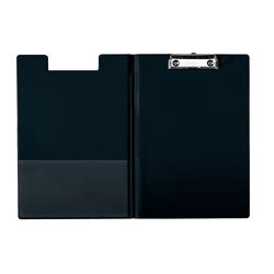 poza Clipboard dublu A4, PP, Esselte - negru
