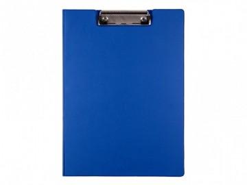 poza Clipboard dublu A4 PP Eco Wire - albastru