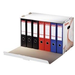 poza Container arhivare pentru bibliorafturi, ESSELTE - deschidere laterala