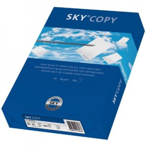 poza Hartie copiator SKY Copy A3, 80 g/mp, 500 coli/top