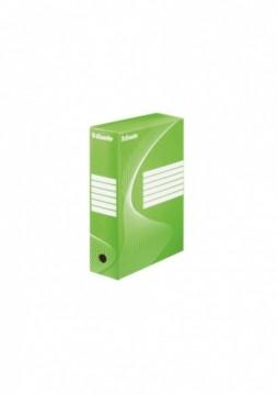 poza Cutie arhivare 10 cm, ESSELTE - verde