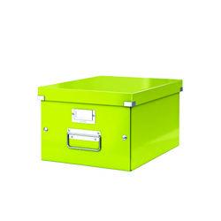 poza Cutie arhivare medie LEITZ Click & Store - verde