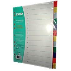 poza Separator plastic 12 color EXXO