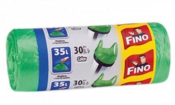 poza Saci menaj  35L, 30buc/rola, color Fino