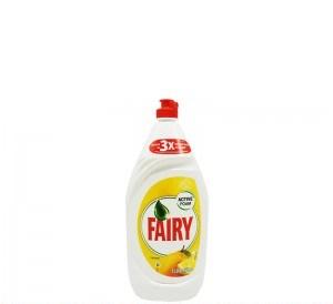 poza Detergent lichid pentru vase Fairy Lemon 1.2L
