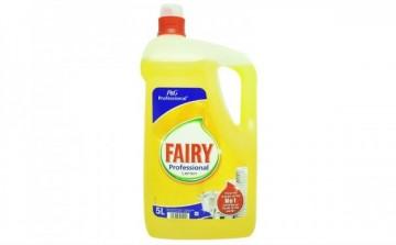 poza Fairy detergent lichid vase Lemon 5L