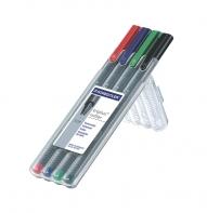 poza Roller Triplus 403 4 culori/set STAEDTLER