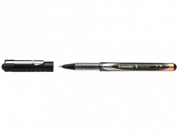 poza Roller cu cerneala 0,3mm, varf conic, SCHNEIDER Xtra 823 - negru