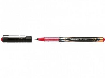 poza Roller cu cerneala 0,3mm, varf conic, SCHNEIDER Xtra 823 - rosu
