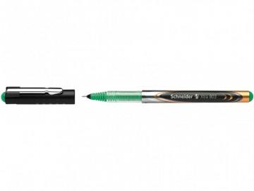 poza Roller cu cerneala 0,3mm, varf ac, SCHNEIDER Xtra 803 - verde